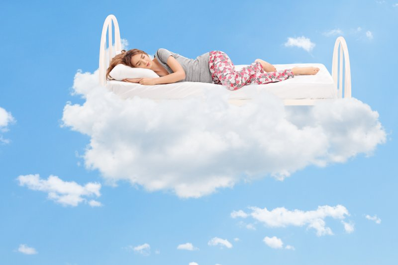 Does sleep apnea affect dreams?